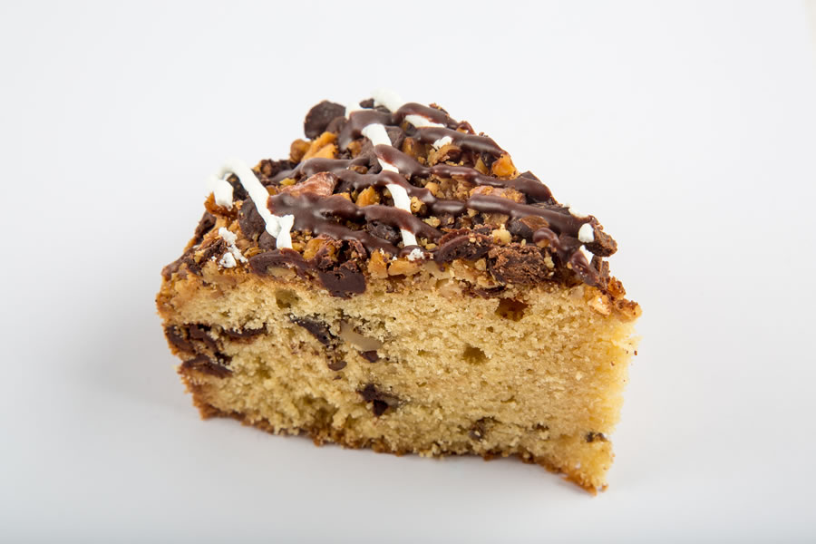 Coffeecake de Chocolate
